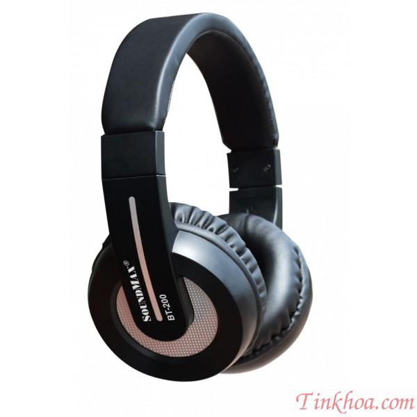 BH 12 tháng Tai nghe bluetooth SoundMax BT200