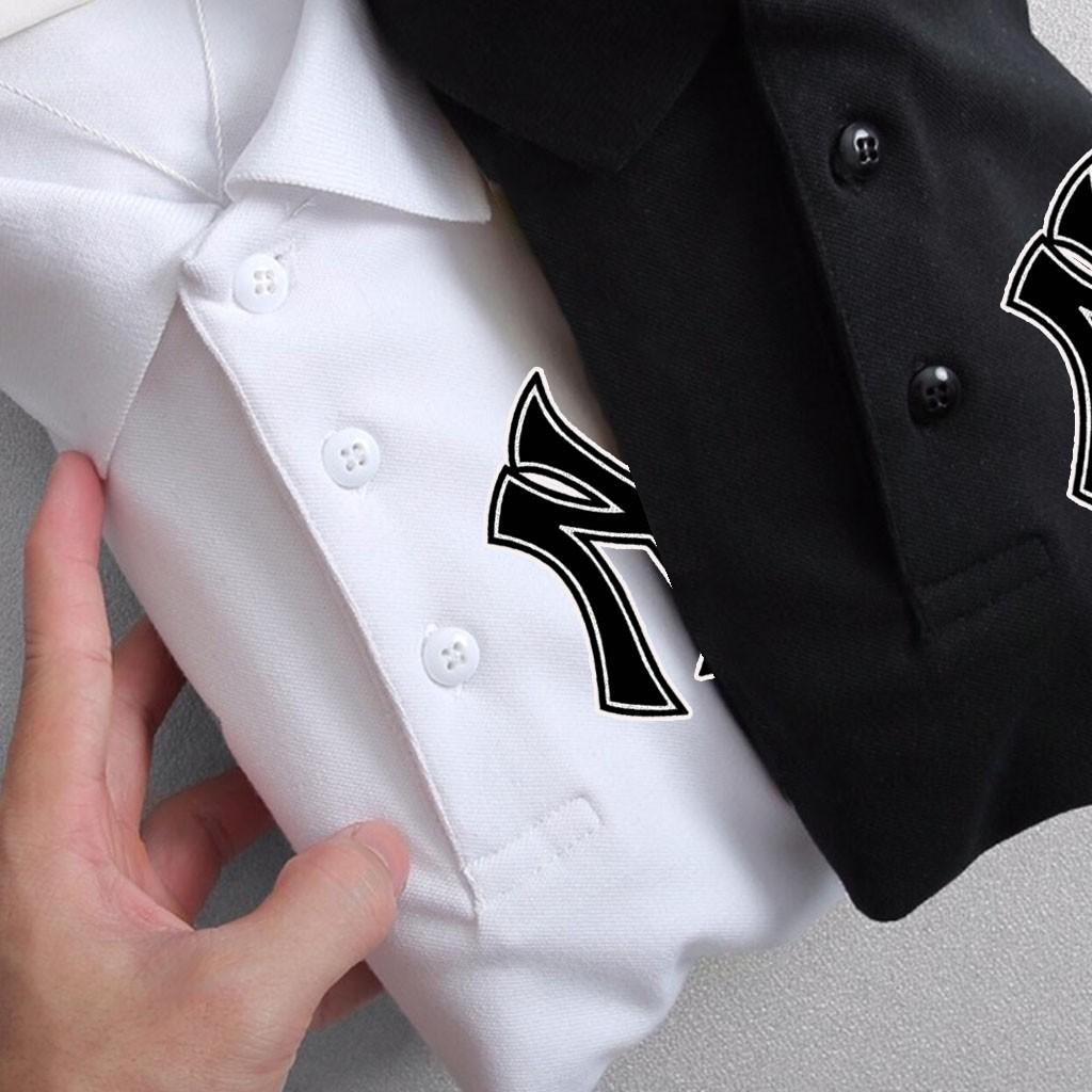 áo thun cổ bẻ thun cá sấu nam , nữ, áo thun polo cổ trụ tay ngắn thiết kế siêu ngầu.
