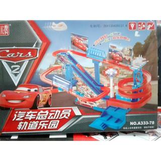 Bộ đồ chơi đường đua ô tô TCV9894