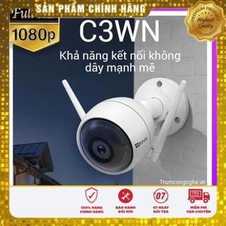 (giá khai trương) Camera Wifi ngoài trời 2.0MP 1080P CV310 EZVIZ – Chống Nước Siêu Nét