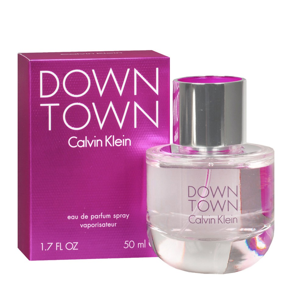 Nước Hoa Nữ Downtown Calvin Klein 50ML