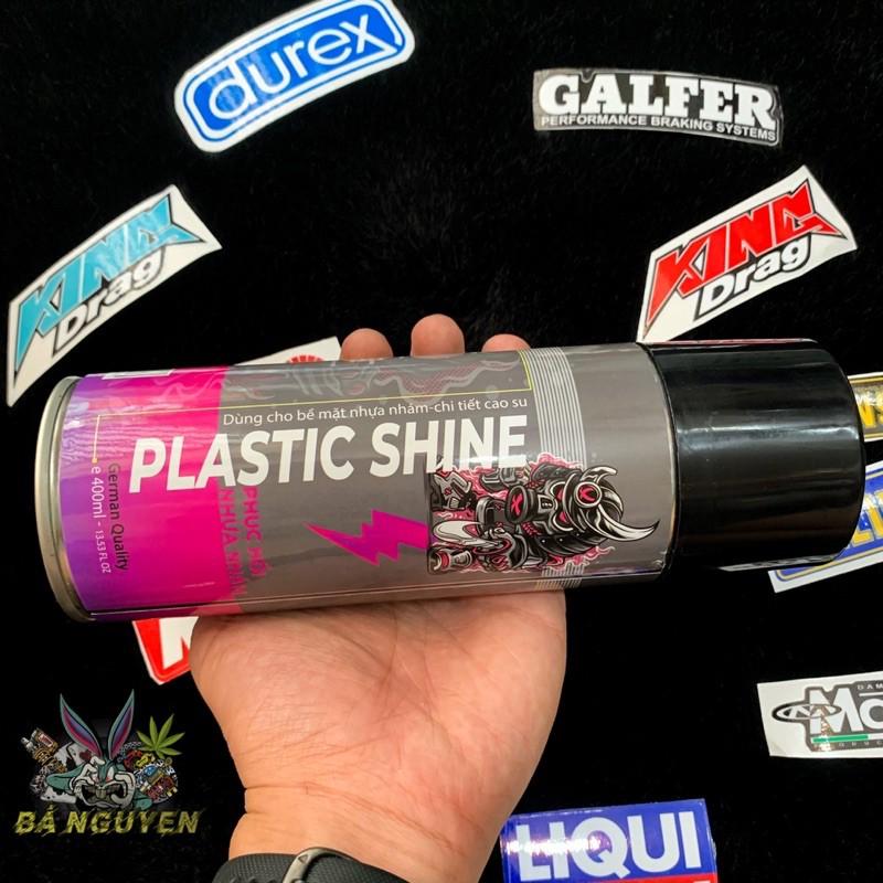 [MUA 1 CHAI TẶNG 50 TEM] Phục Hồi Nhựa Nhám Sprayking Mẫu Mới 2021