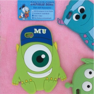Ốp iphone 5 / 5s / se dẻo sulley baby