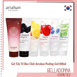 Kem Tẩy Tế Bào Chết Và Dưỡng Da Arrahan Pure Natural Clean Care Peeling Gel 180ml
