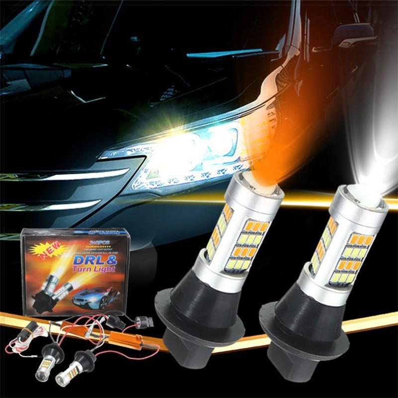 ❀❀HOT SALE❀❀Đèn LED tín hiệu DRL & rẽ cho xe Toyota Camry