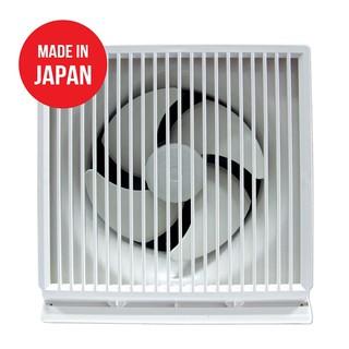 QUẠT ỐP TƯỜNG CÓ LƯỚI MITSUBISHI EX-15SK5-E (MADE IN JAPAN)