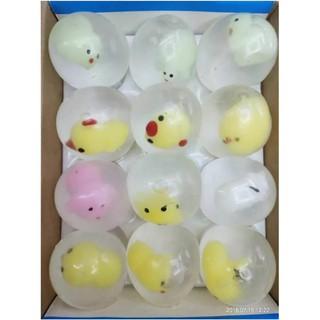 (hanashop016) Trứng Mochi Bóp Gudetama Xả Stress- đồ chơi an toàn |shopee. VnShopgiayred