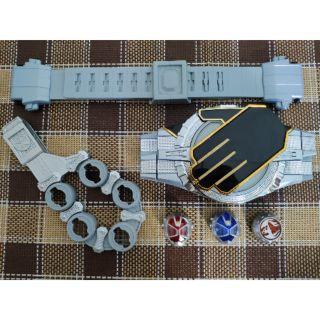 Dx Belt Kamen Rider Wizard – Kèm Holder Ring