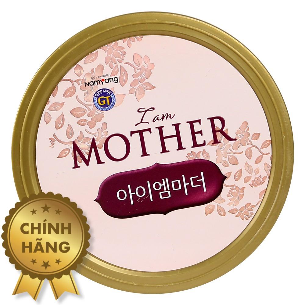 Sữa I AM MOTHER 400g & 800g số 1,2,3,4. Dòng cao cấp giúp phát triển toàn diện. Nhập khẩu Hàn Quốc