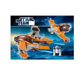 Phi thuyền Star Team vũ trụ