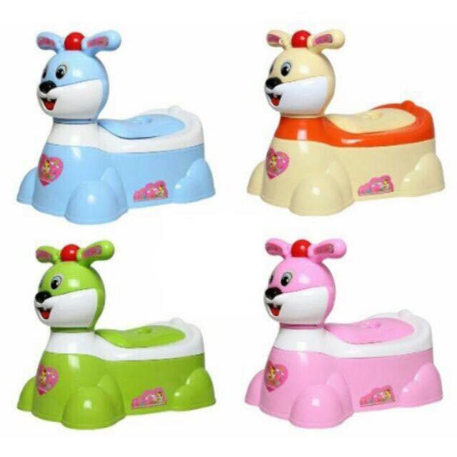 Bô vệ sinh cho bé Song Long hình thỏ có nhạc, nắp đậy, dễ dàng lau chùi - 2560147 , 1316123091 , 322_1316123091 , 169000 , Bo-ve-sinh-cho-be-Song-Long-hinh-tho-co-nhac-nap-day-de-dang-lau-chui-322_1316123091 , shopee.vn , Bô vệ sinh cho bé Song Long hình thỏ có nhạc, nắp đậy, dễ dàng lau chùi