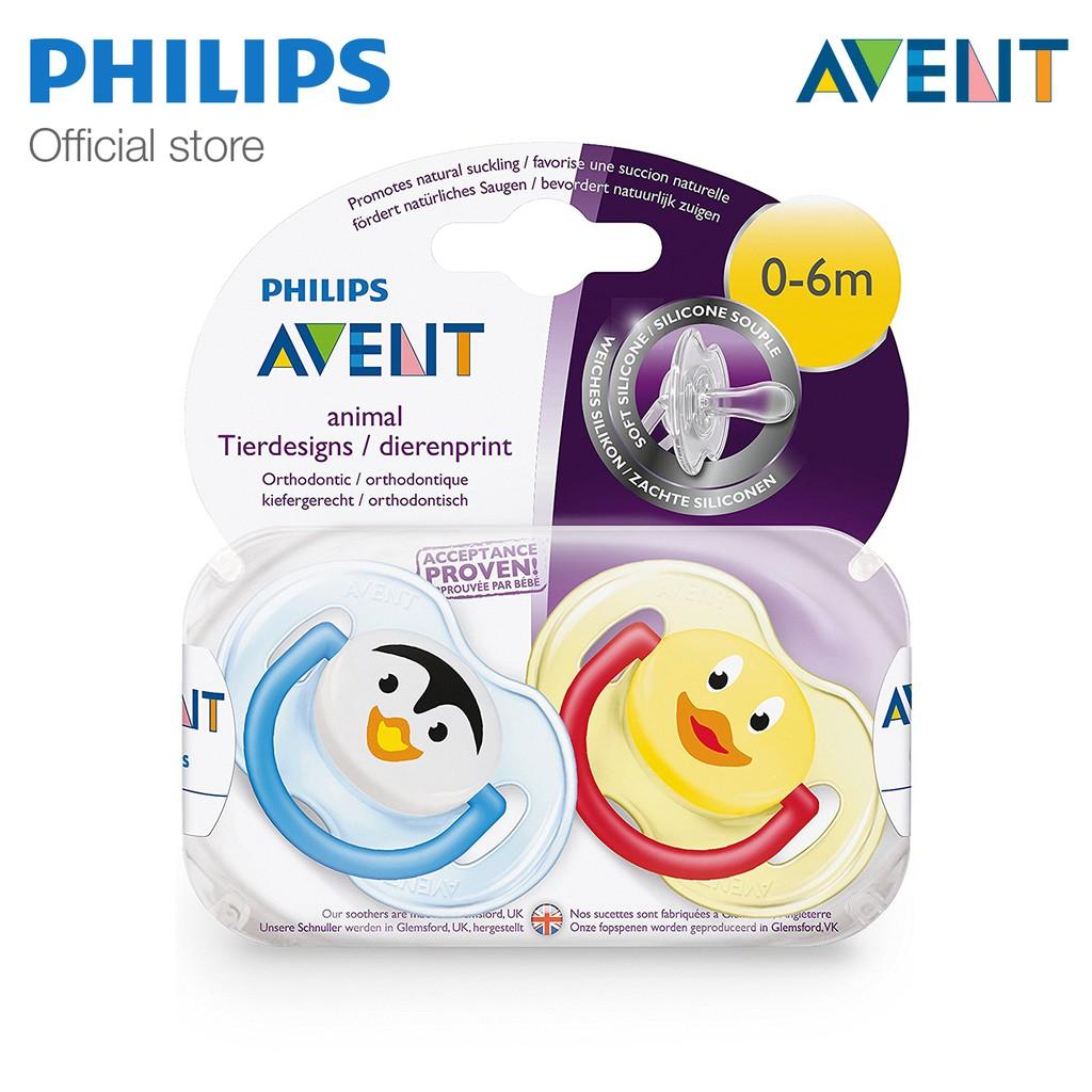 Ty ngậm hình thú Philips Avent SCF182/23 cho bé từ 0-6 tháng (Vỉ đôi) - 3565144 , 1174799545 , 322_1174799545 , 245000 , Ty-ngam-hinh-thu-Philips-Avent-SCF182-23-cho-be-tu-0-6-thang-Vi-doi-322_1174799545 , shopee.vn , Ty ngậm hình thú Philips Avent SCF182/23 cho bé từ 0-6 tháng (Vỉ đôi)