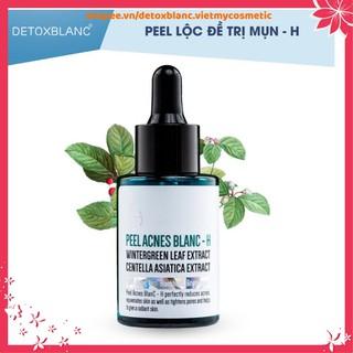 Serum cho da mụn detox blanc Mẫu H thumbnail