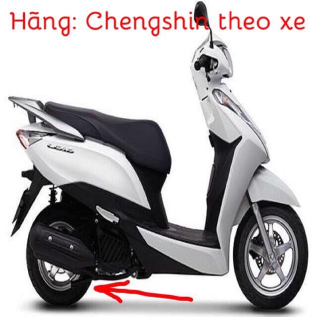Lốp sau xe Lead Honda chính hãng 100/90-10, Lốp sau xe Lead Chengshin 100/90-10