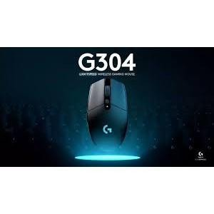 Chuột Chơi Game Không Dây Logitech G304 12000 DPI 6 Phím - Hàng Chính Hãng