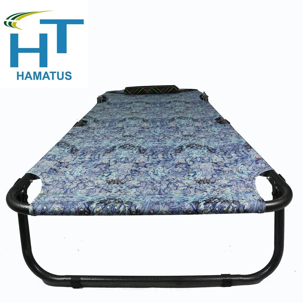 Giường xếp tùy chỉnh kèm gối Hamatus
