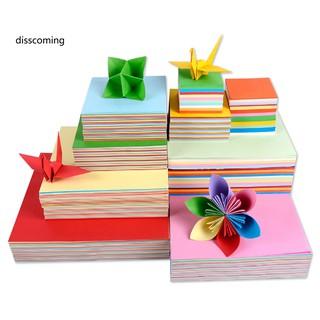 Set 100 Giấy Gấp Origami 2 Mặt Tiện Dụng thumbnail