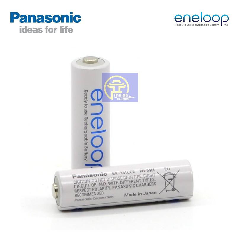 BỘ SẠC PIN ENELOOP PANASONIC BQ-CC51C và 04 PIN ENELOOP PANASONIC 1900mAh, MADE IN JAPAN