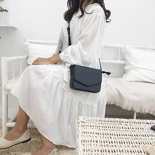 Túi xách nữ đeo chéo ♥ Túi đeo chéo nữ mini đẹp bì thư da giá rẻ X01