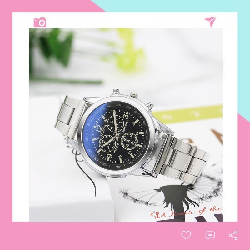 Đồng hồ nam Modiya thời trang phong cách Hàn Quốc DH104