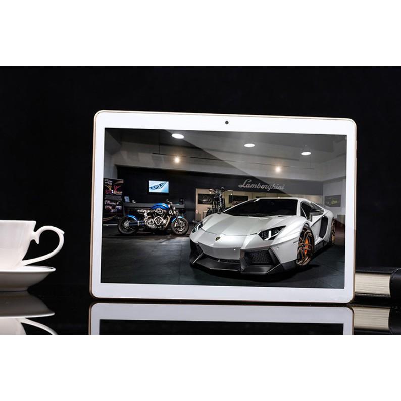 Light shop - Máy tính bảng Android 6.0 Ram 4G Rom 64Gb Dual Sim - Màu Đen