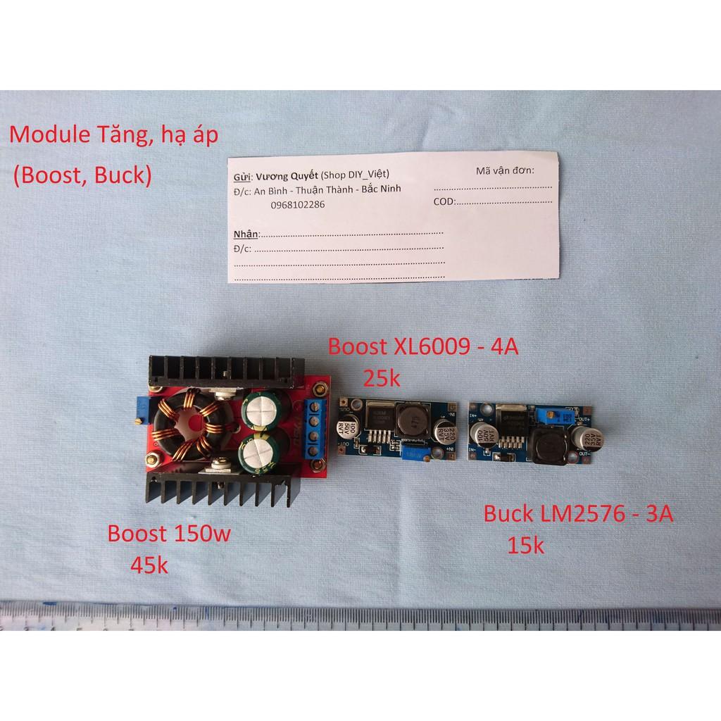 Mạch nguồn DC ( Tăng áp, hạ áp) - 9992134 , 459907454 , 322_459907454 , 25000 , Mach-nguon-DC-Tang-ap-ha-ap-322_459907454 , shopee.vn , Mạch nguồn DC ( Tăng áp, hạ áp)