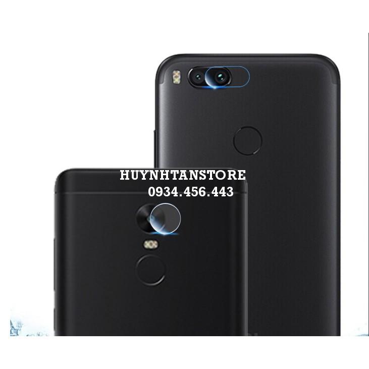 Xiaomi Redmi 5/ 5Plus _ Cường lực Camera chống trầy xướt cực tốt