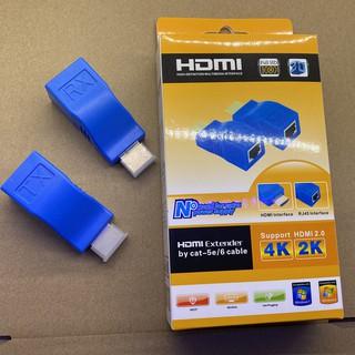 Bộ chuyển đổi HDMI ra RJ45 khoảng cách 30m