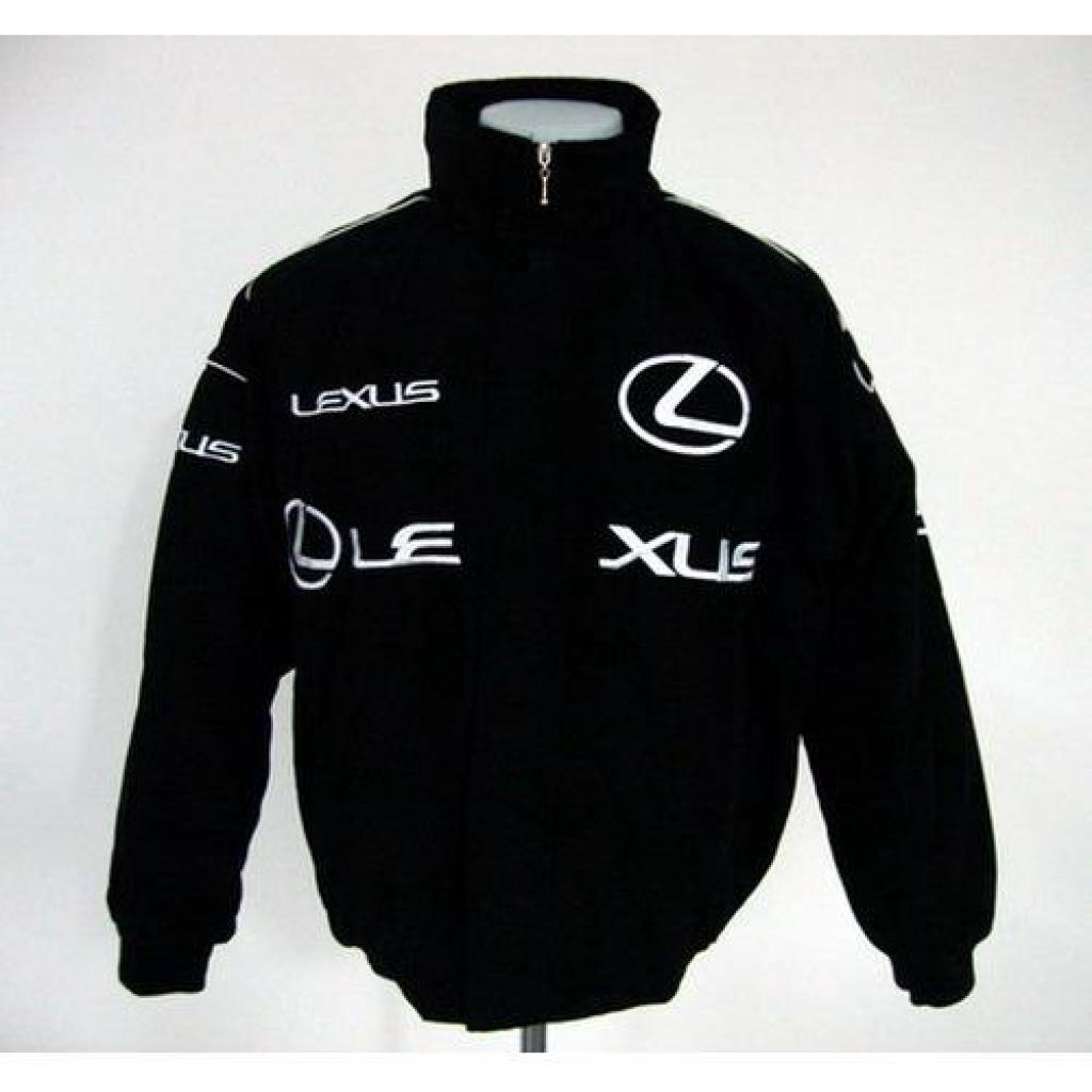 เสื้อแจ็คเก็ตทีมรถแข่งเล็กซัส (Lexus)สื้อแจ็คเก็ตทีมรถแข่งเล็กซัส (Lexus)