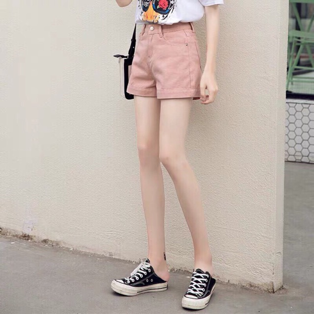 Quần kaki jean lật lai nữ - CAROTSHOP