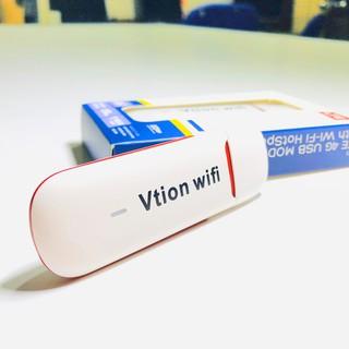 Kết Nối Nhanh – Ổn Định , Bộ Phát Wifi Từ Sim Tốc Độ Cao Vtion