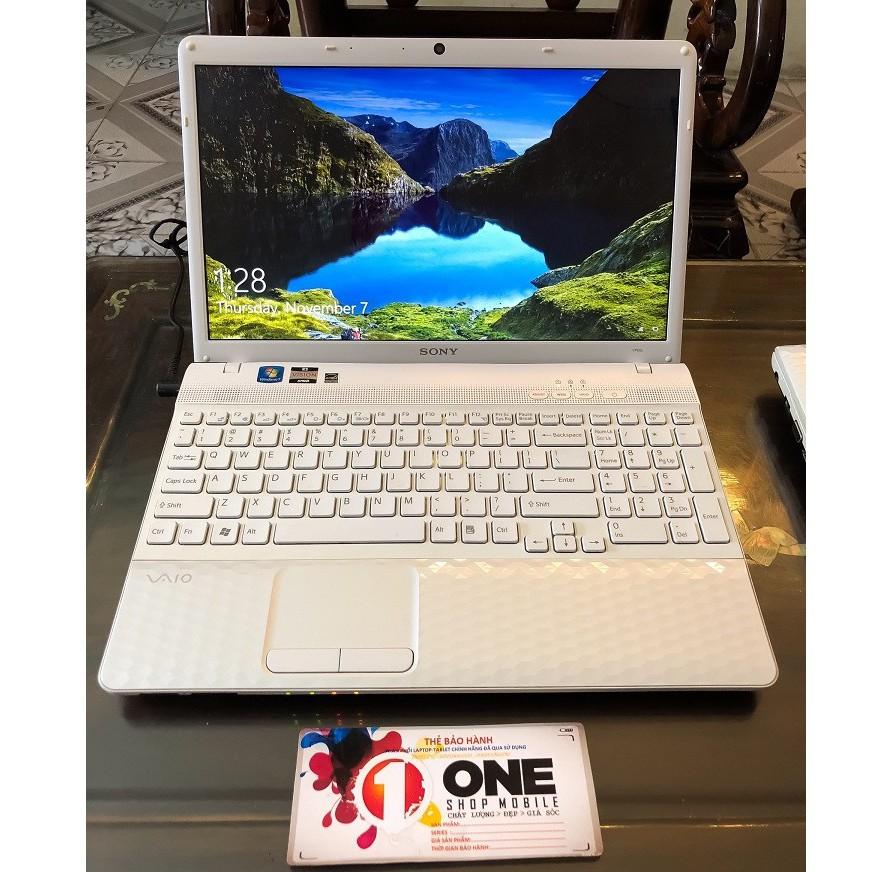 [Hàng chất - Giá yêu] Laptop Sony Vaio VPCEL15FD vỏ vân diamond cực đẹp, Ram 8Gb, SSD 256Gb, màn hình 15.6 inch sắc nét.