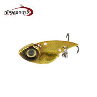 Hirushima - Mồi câu cá săn mồi Vibration Fishsense H1 cho UL thumbnail