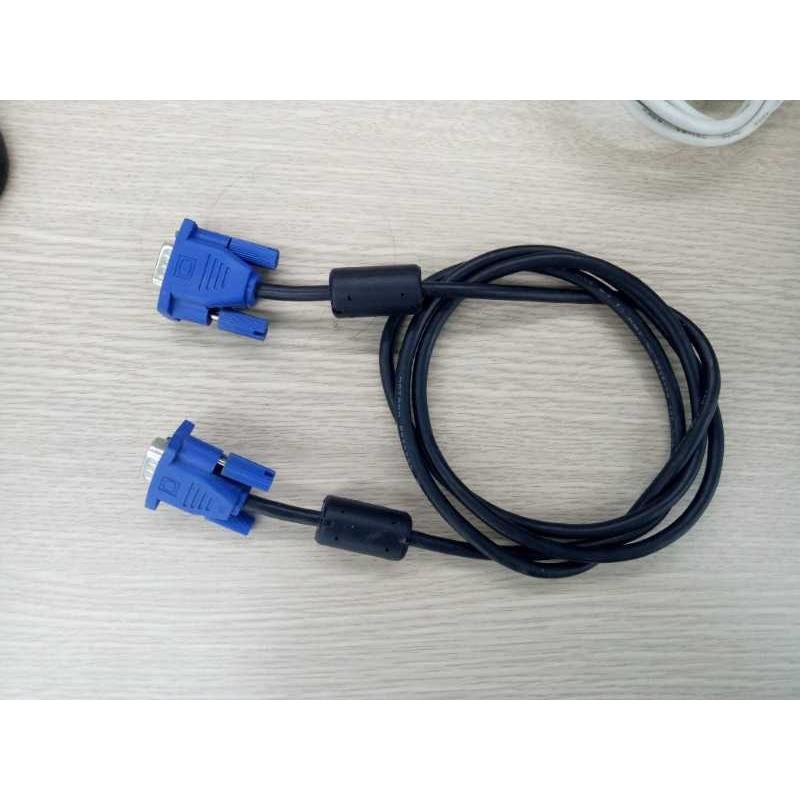 Dây Cáp Vga / DVI-D bóc máy xịn 100% ,Hàng theo máy bộ dài 1,5m