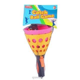 Indoor Detachable Garden Funny Parent-child Interactive Outdoor Sports Random Color Catch Ball Toy Set