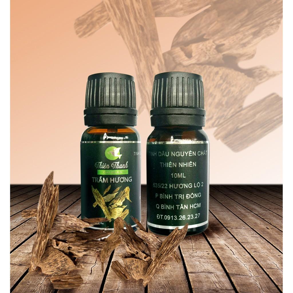 Tinh dầu trầm hương Thiên Thanh nguyên chất 10ml