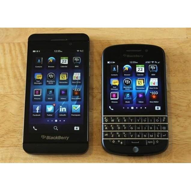 Miếng dán kính cường lực dầy 0.25mm Blackberry Q10