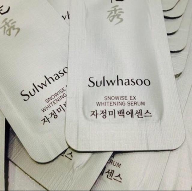 Sulwhasoo Snowise EX Serrum - 15195587 , 1526338 , 322_1526338 , 14000 , Sulwhasoo-Snowise-EX-Serrum-322_1526338 , shopee.vn , Sulwhasoo Snowise EX Serrum
