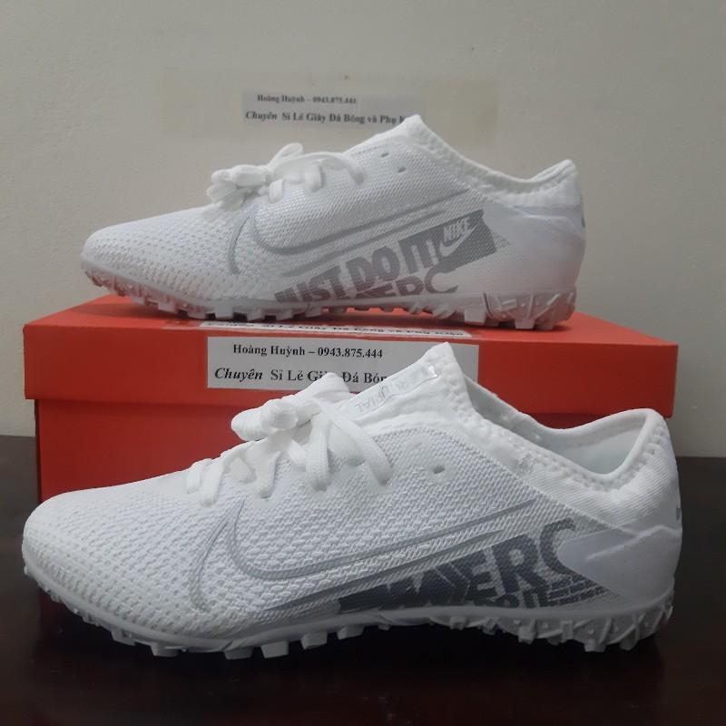 𝐓ế𝐭 SALE 12-12 Giày đá bóng Vapor 13 Pro TF trắng ` ^