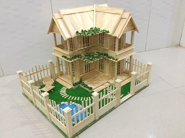 Nhà que kem, tăm tre handmade 600-800k/ SHOP QUÀ TẶNG HANDMADE
