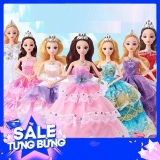 HOT Búp bê Lele Barbie cho bé SIÊU RE