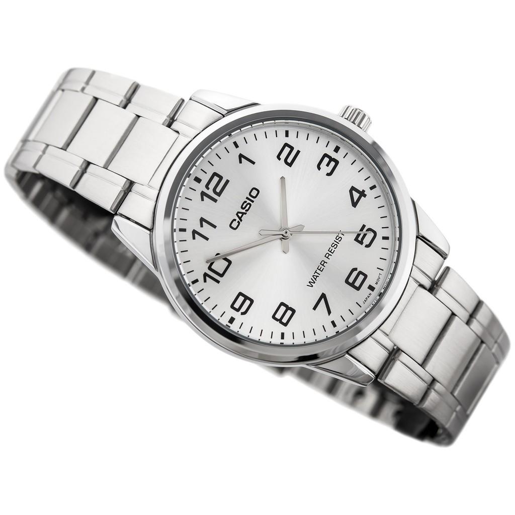 Đồng hồ nam dây thép không gỉ Casio Standard MTP-V001D-7BUDF - 13663363 , 1057778996 , 322_1057778996 , 682000 , Dong-ho-nam-day-thep-khong-gi-Casio-Standard-MTP-V001D-7BUDF-322_1057778996 , shopee.vn , Đồng hồ nam dây thép không gỉ Casio Standard MTP-V001D-7BUDF