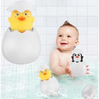 ĐỒ CHƠI BỒN TẮM CHO BÉ – kích thích bé đi tắm các mom ơi