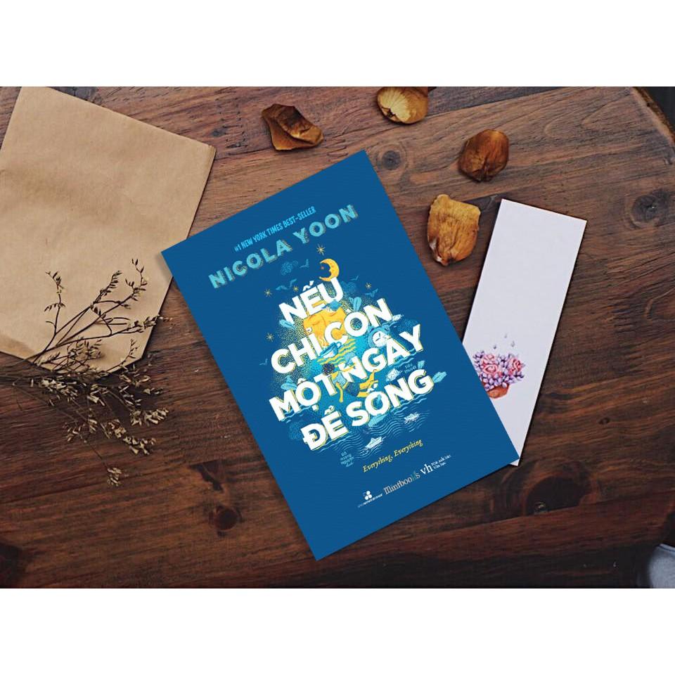 Cuốn sách Nếu Chỉ Còn Một Ngày Để Sống - Nicola Yoon
