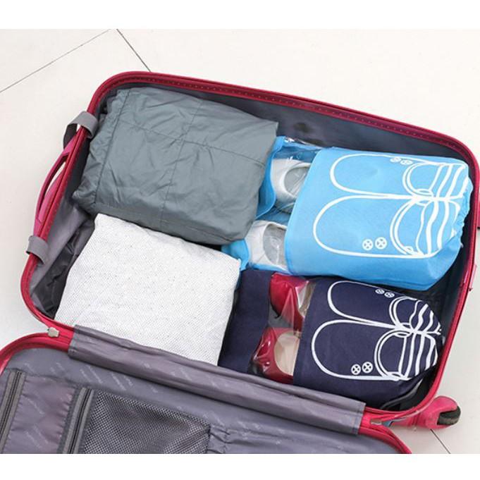 Túi đựng giầy lớn 41*31cm giá rẻ hangchinhhieuvn
