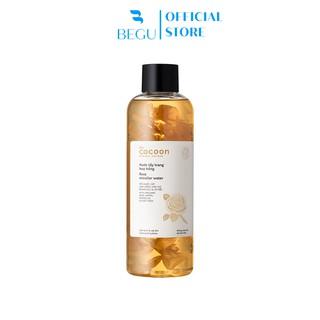 Nước Tẩy Trang Cocoon Hoa Hồng 500ml (mẫu mới)