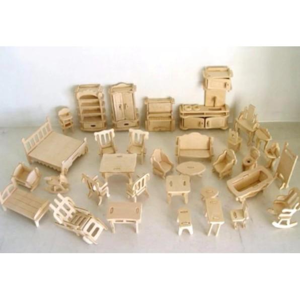 Bộ đồ chơi lắp ghép 3D bằng gỗ -AL - 3165994 , 318910551 , 322_318910551 , 100000 , Bo-do-choi-lap-ghep-3D-bang-go-AL-322_318910551 , shopee.vn , Bộ đồ chơi lắp ghép 3D bằng gỗ -AL