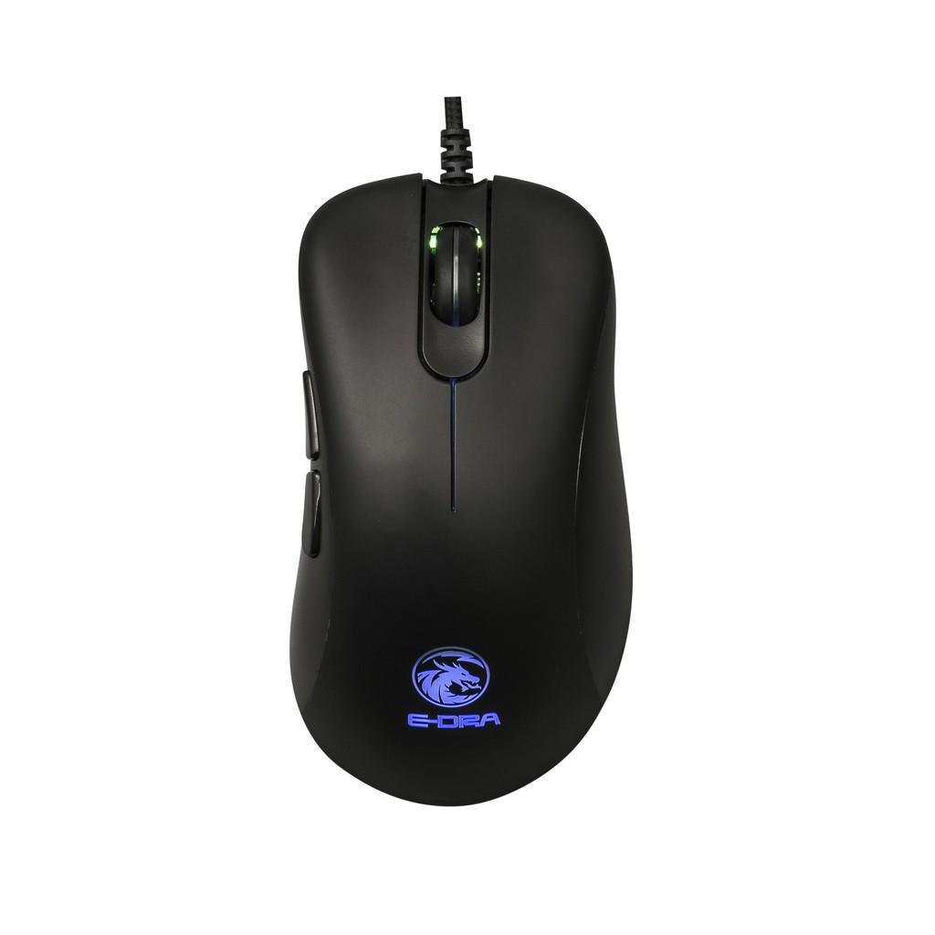 [Mã 267ELSALE hoàn 7% đơn 300K] Chuột Gaming E-DRA EM660 FPS PRO - Hàng chính hãng