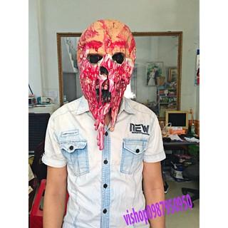 mặt nạ kinh dị ( kèm ảnh thật ) PG500