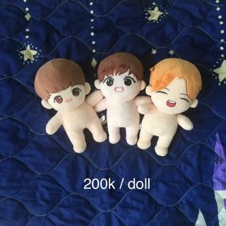 Doll BTS fansite đồng giá 200k